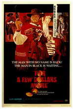 For a Few Dollars More - 27 x 40 Movie Poster - Style A
