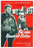 For a Few Dollars More - 11 x 17 Movie Poster - German Style E