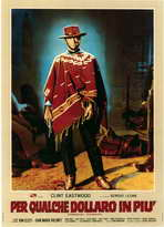 For a Few Dollars More - 27 x 40 Movie Poster - Italian Style F
