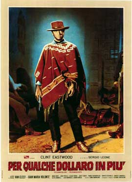 For a Few Dollars More - 11 x 17 Poster - Foreign - Style A