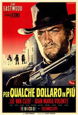 For a Few Dollars More - 11 x 17 Poster - Foreign - Style B