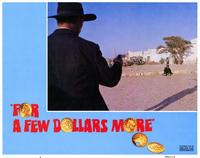 For a Few Dollars More - 11 x 14 Movie Poster - Style D