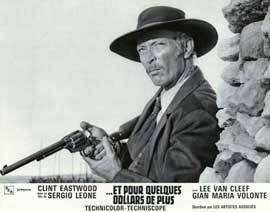 For a Few Dollars More - 11 x 14 Poster French Style C