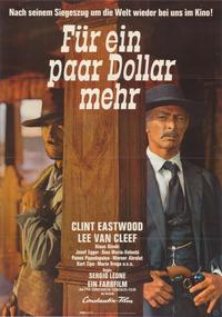 For a Few Dollars More - 43 x 62 Poster - Foreign - Bus Shelter Style A