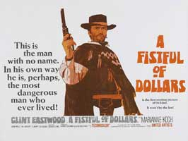For a Few Dollars More - 30 x 40 Movie Poster UK - Style A