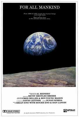 For All Mankind - 27 x 40 Movie Poster - Style A