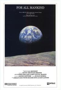 For All Mankind - 43 x 62 Movie Poster - Bus Shelter Style A