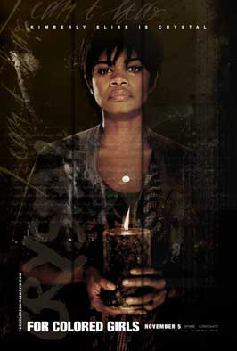 For Colored Girls - DS 1 Sheet Movie Poster - Style D