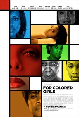 For Colored Girls - 27 x 40 Movie Poster - Style I