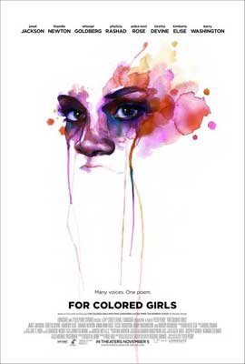 For Colored Girls - 11 x 17 Movie Poster - Style I