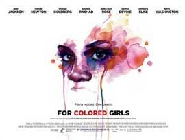 For Colored Girls - 11 x 17 Movie Poster - UK Style A