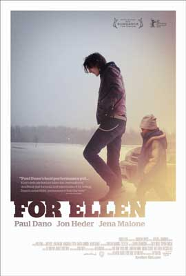 For Ellen - 43 x 62 Movie Poster - Bus Shelter Style A