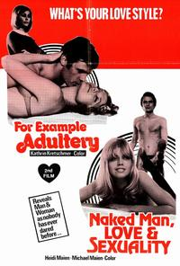For Example Adultery - 11 x 17 Movie Poster - Style A