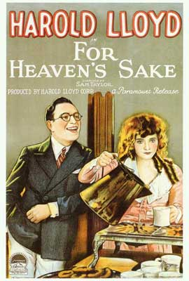 For Heaven's Sake - 27 x 40 Movie Poster - Style A