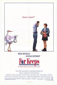 For Keeps - 11 x 17 Movie Poster - Style A
