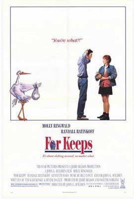 For Keeps - 27 x 40 Movie Poster - Style A