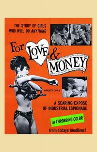 For Love and Money - 11 x 17 Movie Poster - Style A