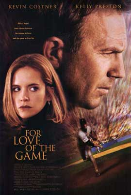 For Love of the Game - 11 x 17 Movie Poster - Style B