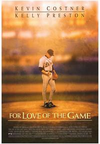 For Love of the Game - 43 x 62 Movie Poster - Bus Shelter Style A