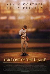 For Love of the Game - 11 x 17 Movie Poster - Style A - Museum Wrapped Canvas