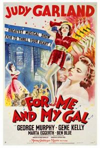 For Me and My Gal - 27 x 40 Movie Poster - Style A