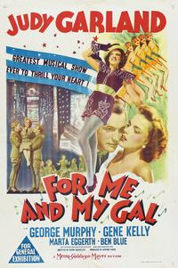 For Me and My Gal - 27 x 40 Movie Poster - Australian Style B