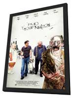 For No Good Reason - 11 x 17 Movie Poster - Style A - in Deluxe Wood Frame