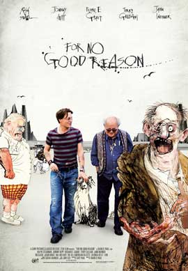 For No Good Reason - 27 x 40 Movie Poster - Style A