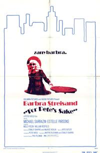 For Pete's Sake - 11 x 17 Movie Poster - Style A