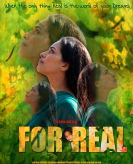 For Real - 43 x 62 Movie Poster - Bus Shelter Style A