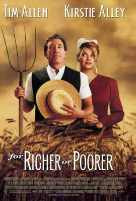 For Richer or Poorer - 11 x 17 Movie Poster - Style A