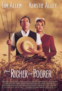 For Richer or Poorer - 27 x 40 Movie Poster - Style A