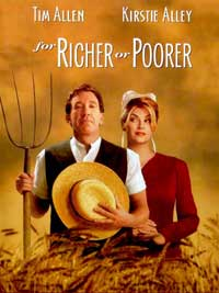 For Richer or Poorer - 11 x 17 Movie Poster - UK Style A