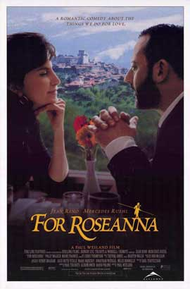 For Roseanna - 11 x 17 Movie Poster - Style B