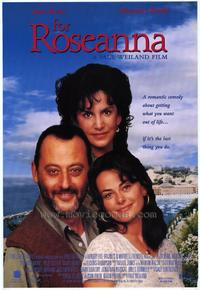 For Roseanna - 27 x 40 Movie Poster - Style A
