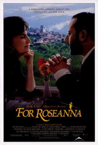 For Roseanna - 27 x 40 Movie Poster - Style B
