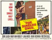 For Singles Only - 11 x 14 Movie Poster - Style A