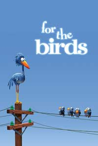 For The Birds - 43 x 62 Movie Poster - Bus Shelter Style A