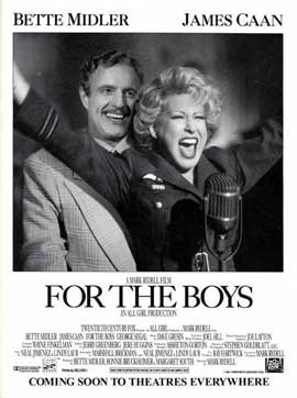 For the Boys - 27 x 40 Movie Poster - Style B