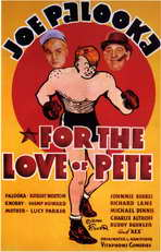For the Love of Pete - 11 x 17 Movie Poster - Style A