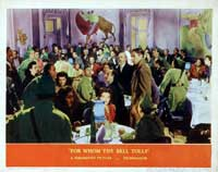 For Whom the Bell Tolls - 11 x 14 Movie Poster - Style C