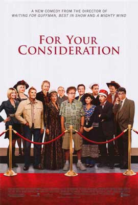 For Your Consideration - 27 x 40 Movie Poster - Style A