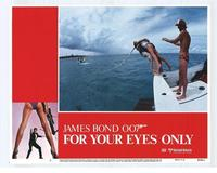For Your Eyes Only - 11 x 14 Movie Poster - Style B