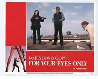 For Your Eyes Only - 11 x 14 Movie Poster - Style C