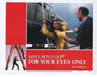 For Your Eyes Only - 11 x 14 Movie Poster - Style D