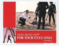 For Your Eyes Only - 11 x 14 Movie Poster - Style H