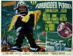 Forbidden Planet - 11 x 14 Movie Poster - Style B