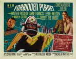 Forbidden Planet - 22 x 28 Movie Poster - Style B