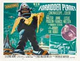 Forbidden Planet - 27 x 40 Movie Poster - Style E