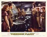 Forbidden Planet - 11 x 14 Movie Poster - Style E